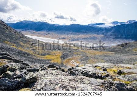 Trekking and camping in Jotunheimen Nationalpark #1524707945