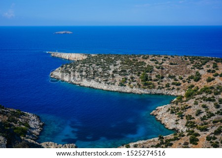 Anamur Beach view in Anamur  #1525274516