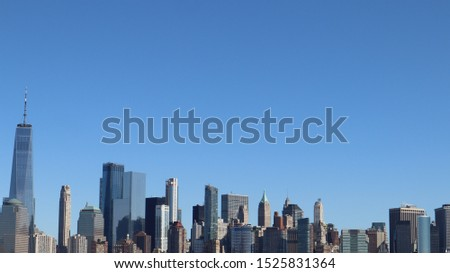 Random Pictures of the NYC Skyline #1525831364