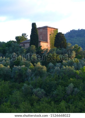 Typical Tuscany landscapes, Tuscany, Italy #1526668022