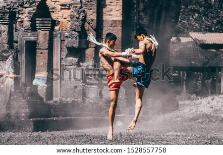 Martial arts of Muay Thai,Thai Boxing, Muay Thai #1528557758