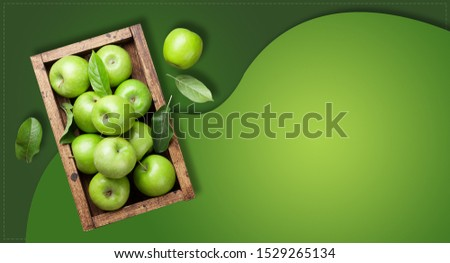 Apple creative banner for use website banner, SMO creative , Facebook Ad, Google AD etc.