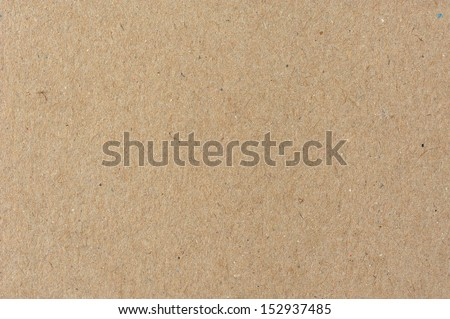 Cardboard Texture Royalty-Free Stock Photo #152937485