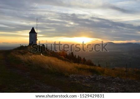 Hiking on Kulm by Weiz, Austria #1529429831