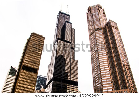 Skycrapers of Chicago, United States