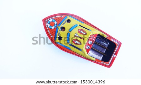 vintage tin toys of collectible items #1530014396