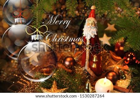 Christmas decorations for Christmas Eve #1530287264
