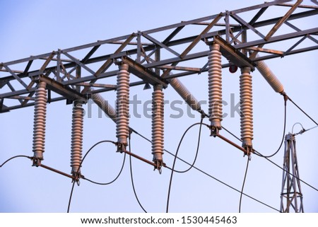 Transmission facilities and transmission lines #1530445463