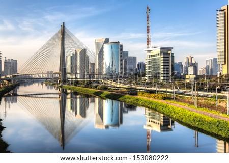 Sao Paulo - Brazil - Latin America Royalty-Free Stock Photo #153080222