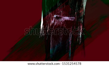 Abstract colorful brush stroke,  background painting #1531254578
