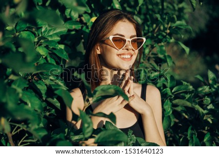 beautiful woman with beautiful smile beautiful showy #1531640123