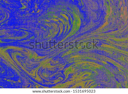 Abstract marbling art patterns as background #1531695023