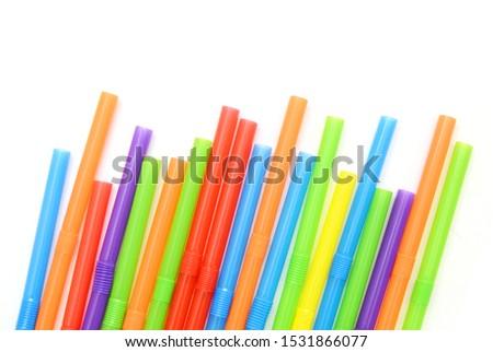 Straw plastic straw drink straw - Image  #1531866077