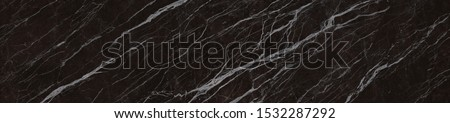 natural black marble texture background with high resolution, black marble with silver veins, Black marble natural pattern for background, granite slab stone ceramic tile, rustic matt marble texture. #1532287292