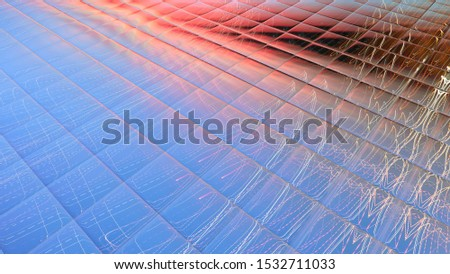 Light effects. Neon glow. Festive decoration. Colorful abstract background. Glowing texture. Shining pattern. #1532711033