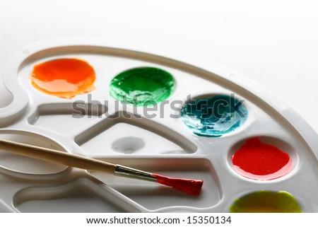 paint colors pallete #15350134