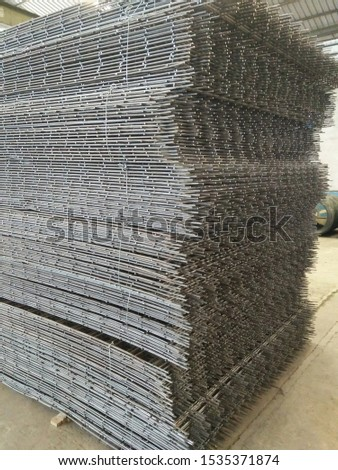 Wiremesh, maded by wire rod or iron rod #1535371874