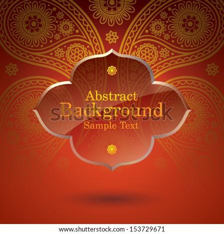 Asian art elegance style for cover design. #153729671