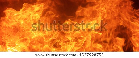 abstract blaze fire flame texture for banner background #1537928753