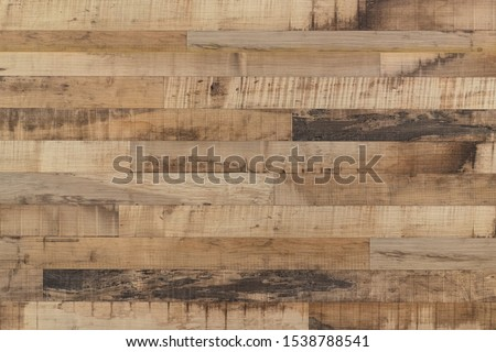 Modern wooden wallpaper background/pattern stack decoration. #1538788541