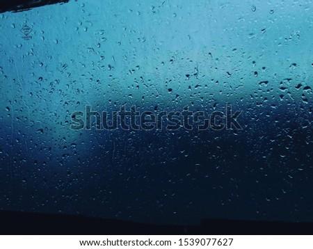 A rainy day suddenly it's magic #1539077627
