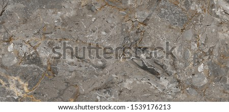Marble texture background, Natural breccia marble tiles for ceramic wall tiles and floor tiles, marble stone texture for digital wall tiles, Rustic rough marble texture, Matt granite ceramic tile. #1539176213