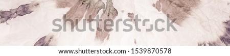 White Tie Dye Print. Old Aquarelle Paintbrush. Beige Modern Dyed. Gray Watercolor Paintbrush. Purple Graffiti Grunge. Brown Oil Brush. Brushed Silk. Violet Dirty Background. #1539870578