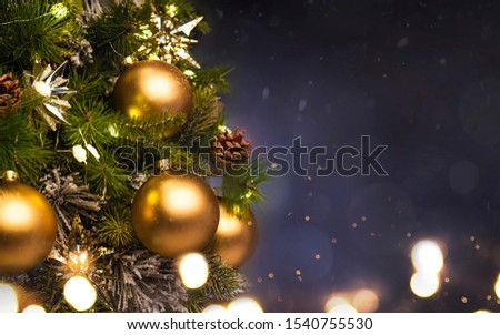 Christmas and New Year holidays background  #1540755530