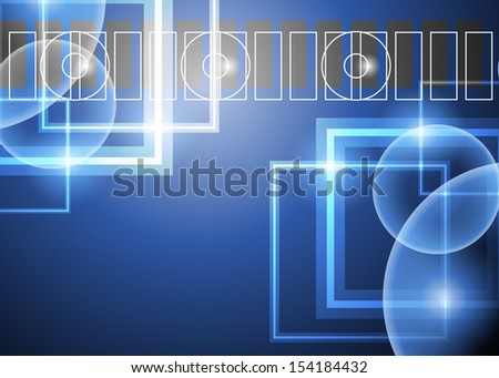 Blue abstract background #154184432