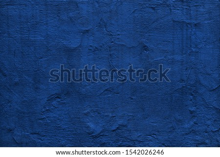 rough painted plaster wall for background #1542026246