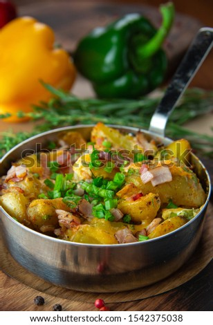 beef stew with potatoes and carrots #1542375038