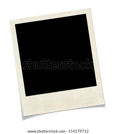 Photo Frame Royalty-Free Stock Photo #154279712