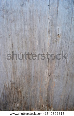 old weathered wood plywood door #1542829616