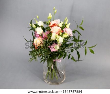 Flower decorations, Flower bouqet, Art #1543767884