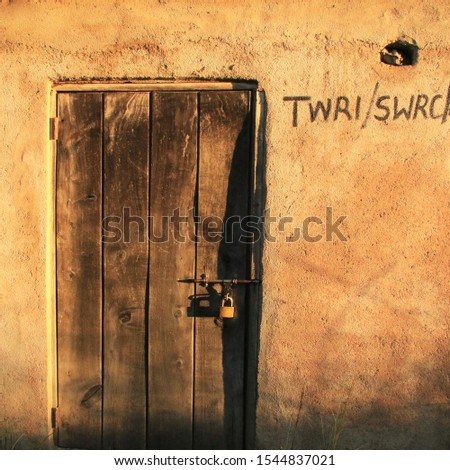 Unknown door in an Unknown place  #1544837021