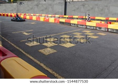 Kart speed rive indor race opposition race #1544877530
