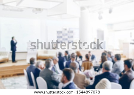 public conference presentation background networking #1544897078