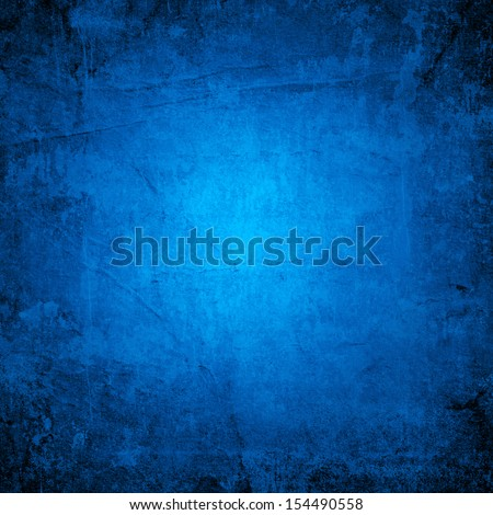 Blue christmas paper background