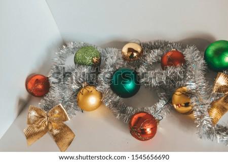 christmas decorations balls holiday new year  #1545656690