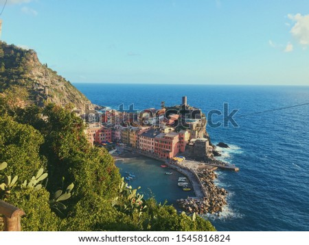 one of the five lands, the beautiful vernazza. #1545816824