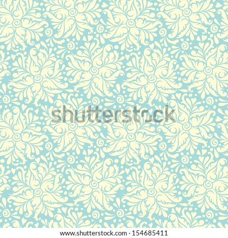 Abstract decorative seamless pattern #154685411