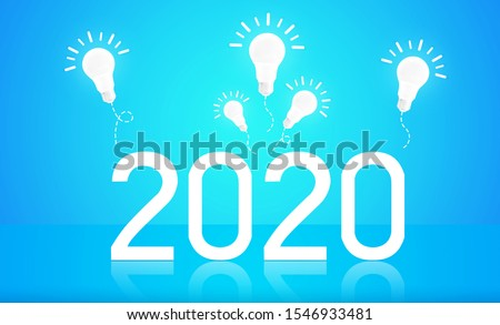 Celebrate 2020, ideas, inspiration and creative concept #1546933481