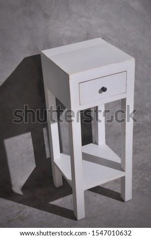 wooden furniture with classic retro design #1547010632