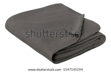 Fleece blanket outdoor camping gear #1547145194