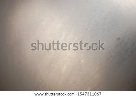 foggy mirror - close-up view of the steamy glass mirror texture #1547311067