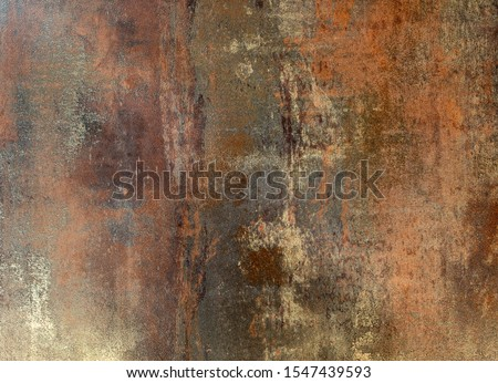ceramic wall or floor tile in natural tones Royalty-Free Stock Photo #1547439593