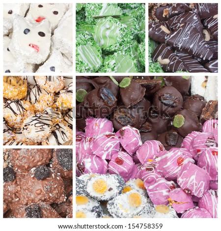 Colorful desserts #154758359
