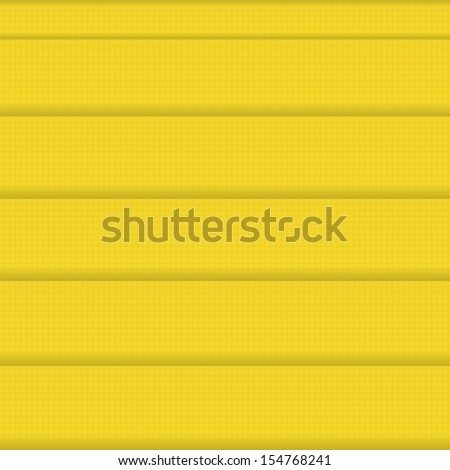 Gold curtain background. Roman curtains #154768241