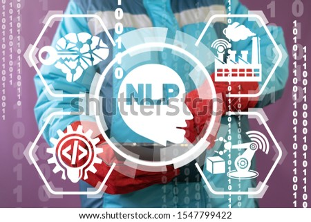 NLP Neuro Linguistic Programming Industrial Intelligence Technology.