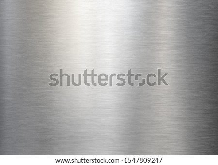metal steel plate or brushed texture background #1547809247